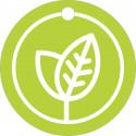 50 sacs biodégrables en tissu - pot de fleurs