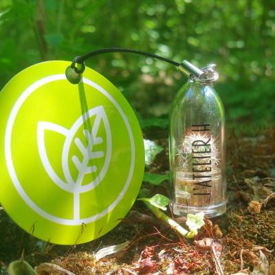 Cadeau entreprise, objet publicitaire, gadget écologique, porte clé nature, goodies tendance, babyplante mini plante cactus